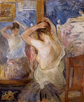Before the Mirror (1890)