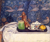 Still Life with a Coffeepot (1900)