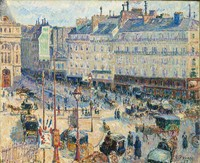 The Place du Havre, Paris (1893)