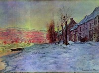 Lavacourt: Sunshine and Snow (1879-1880)