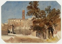 The Capitol, from the Forum (1838)