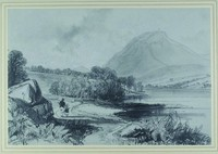 Ullswater from Gowbarrow Park (1837)
