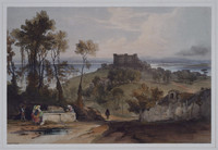 View of Bracciano (1841)