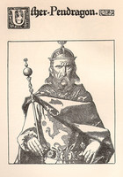 The Story of King Arthur and His Knights - Uther-Pendragon (1903)
