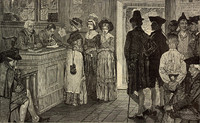 Women at the Polls in New Jersey (1880)