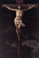 Christ on the Cross (1782)