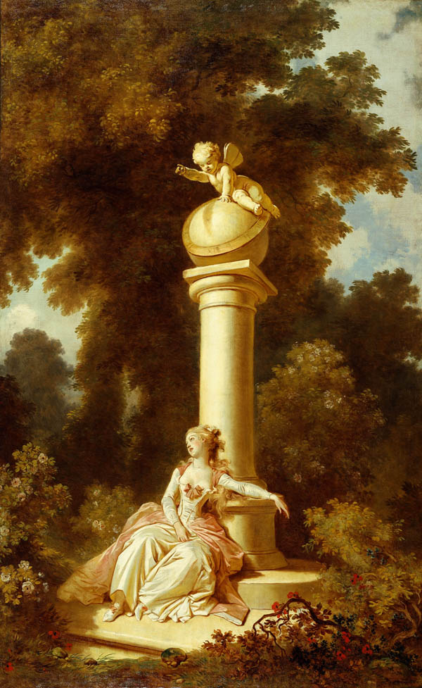 the progress of love From jean-honore fragonard, the progress of love, ooc, 1771-73 (rococo) the pursuit, the meeting from jean-honore fragonard, the progress of love, ooc, 1771-73 (rococo) the lover crowned, love letters.