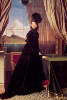 Portrait of the Queen Caroline Murat (1814)