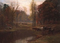 Along the Neponset River (1888)