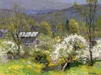 Apple Blossoms (1914)