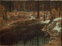 Breaking Up of Winter (1904)