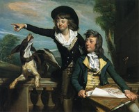 Charles Callis Western and his brother Shirley Western (1783)