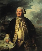 Clark Gayton, Admiral of the White (1779)