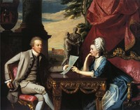 Mr. and Mrs. Ralph Izard (1775)