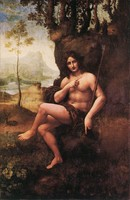 St. John in the Wilderness / Bacchus (1510-1515)