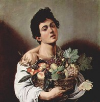 Boy with a Basket of Fruit (1593-1594)