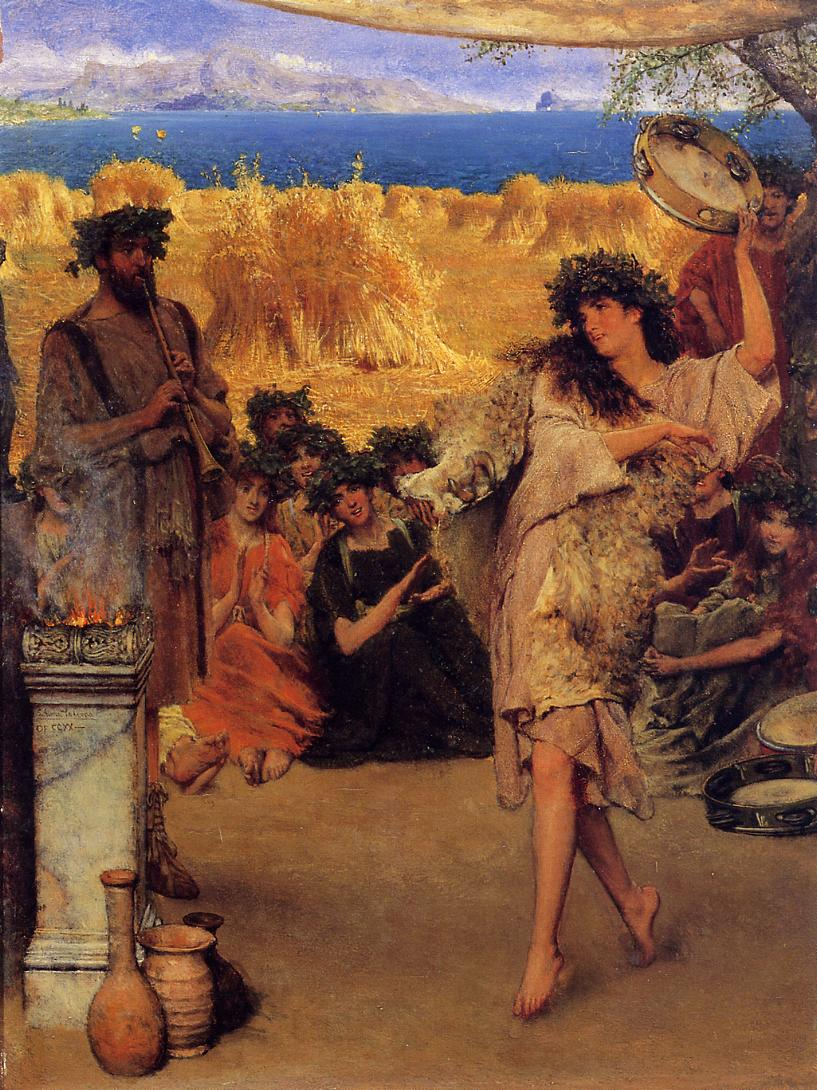 http://www.sightswithin.com/Sir_Lawrence.Alma-Tadema/A_Harvest_Festival_%252F_A_Dancing_Bacchante_at_Harvest_Time.jpg