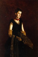 Portrait of Letitia Wilson Jordan (1888)