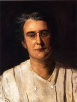 Portrait of Lucy Langdon Williams Wilson (1908)