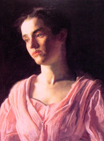 Portrait of Maud Cook (1895)