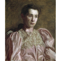 Portrait of Miss Gertrude Murray (1895)