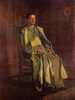 Portrait of Monsignor Diomede Falconia (1905)