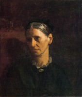 Portrait of Mrs. James W. Crowell (c. 1870-1875)