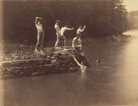 The Swimming Hole (1884)