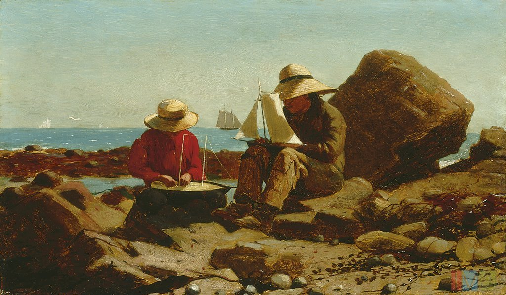 1000+ images about Art - Winslow Homer on Pinterest ...