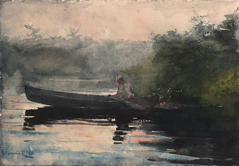 campfire adirondacks by winslow homer Winslow homer in the adirondacks (new york state series) [david tatham] on amazoncom free shipping on qualifying offers in this lavishly illustrated volume, david tatham turns his eye to winslow homer's adirondack oils, drawings, prints.